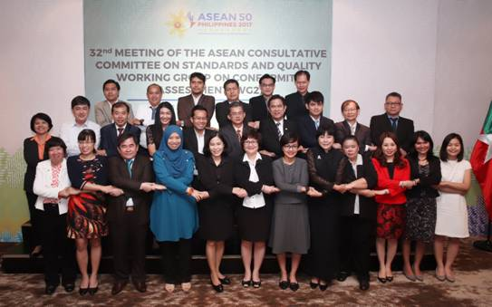 32nd Meeting of ACCSQ – Working Group 2