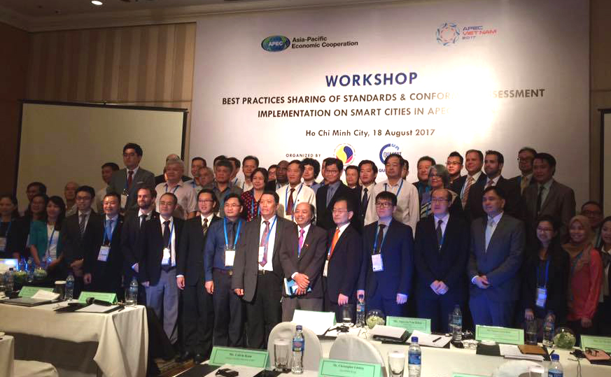 Best practices on developing smart cities in APEC shared