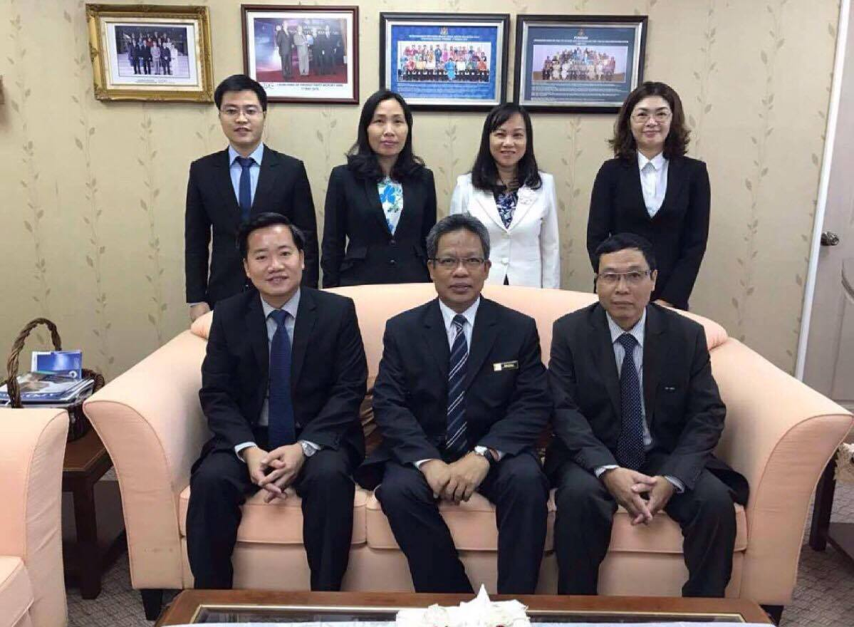 Experience sharing on Benchmarking and Productivity Strategies with Malaysia and Taiwan